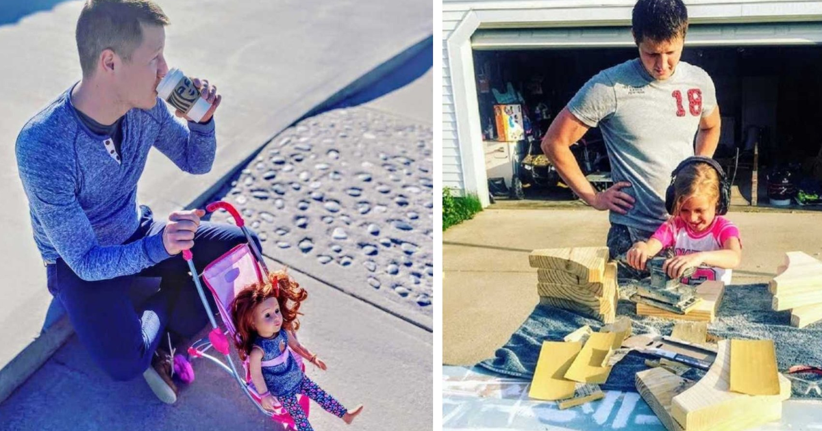 These Are The 'Girl Dads' Who Would Do Anything For Their Daughters
