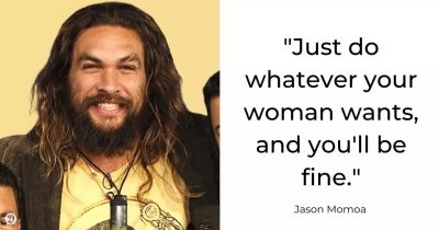 Jason Momoa's Cleverest Yet Hilarious Words To Live With