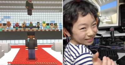 Students In Japan Host Virtual Graduation Ceremony In Minecraft After School Cancellation