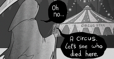 Artist Who Made People Cry With 'Good Boy' And 'Black Cat' Comics Just Released Another One
