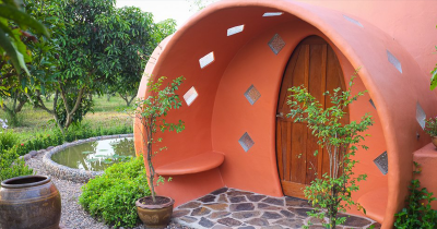 Eco-Friendly Dome Homes Built From AirCrete Are So Affordable That You Can DIY One For Less Than $9k