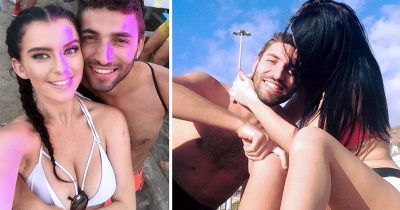 British Woman Fell In Love With Italian Man Using Google Translate, They're Together Since Three Years