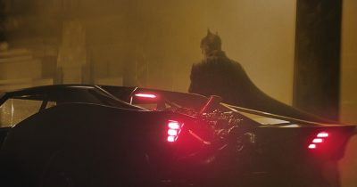 Matt Reeves tease the new Batman car on Twitter.