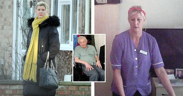 Caretaker Caught On Camera Belittling A 87-Year-Old Dementia Sufferer
