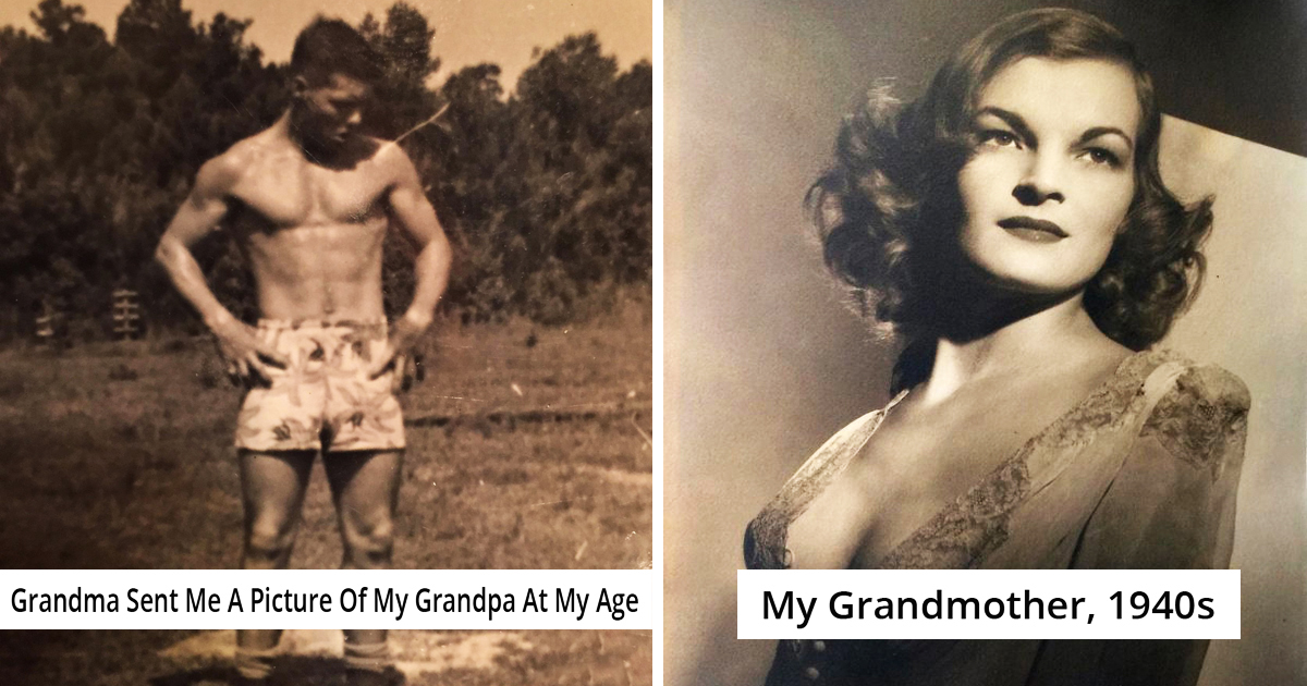38 People Discovered Their Grandparents Were Way Cooler Than Them