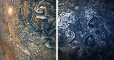 NASA Reveals 30 Incredible High-Def Pics Of The Largest Planet In Universe – Jupiter