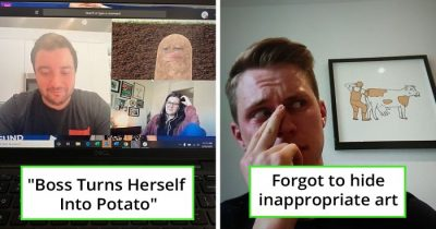 30 Of The Hilarious Video Meetings Conference Call Fails
