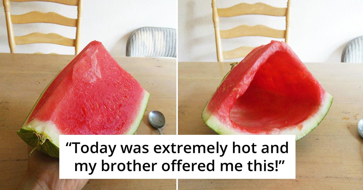 40 Hilarious Pics That Prove Siblings Are Total Jerks
