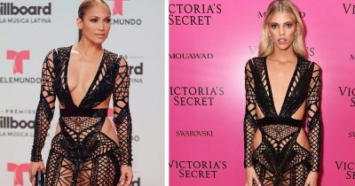 25 Pair Of Celebs Who Rocked The Same Outfit And People Can't Decide Who Wore It Better