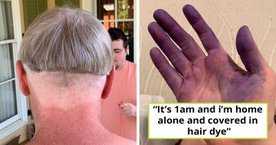 30 Hilarious Fails People Made At Beauty-Care During Quarantine