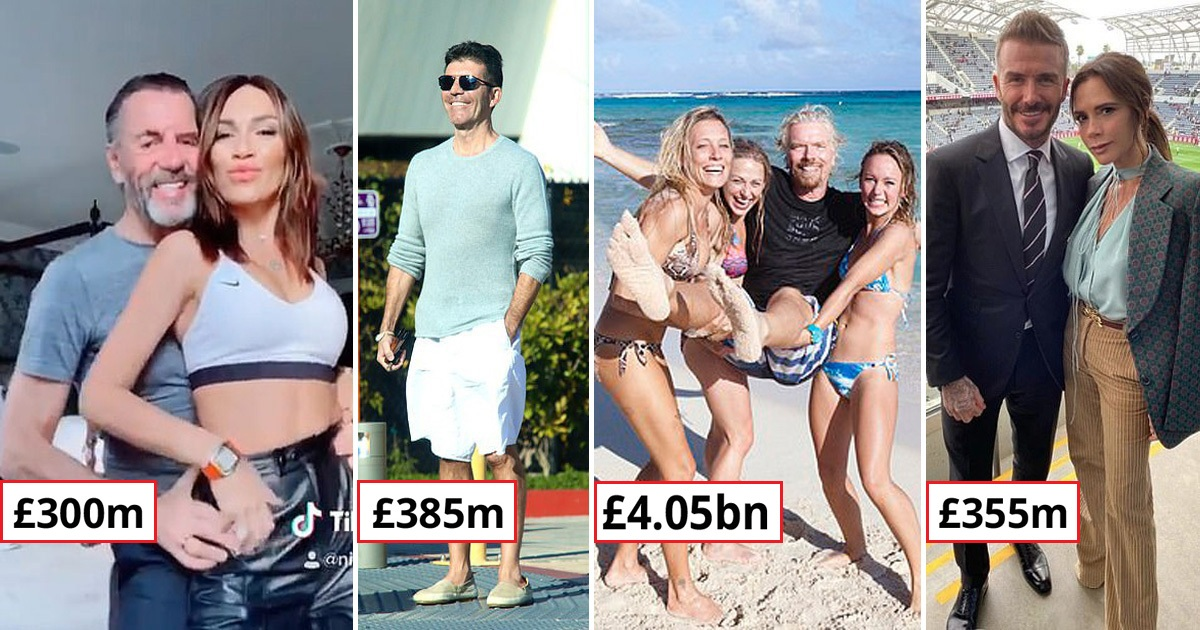Simon Cowell And Duncan Bannatyne Slammed Mega-Rich Stars Over Their Pleas For Taxpayer Help While They Use Their Own Cash To Support Staff