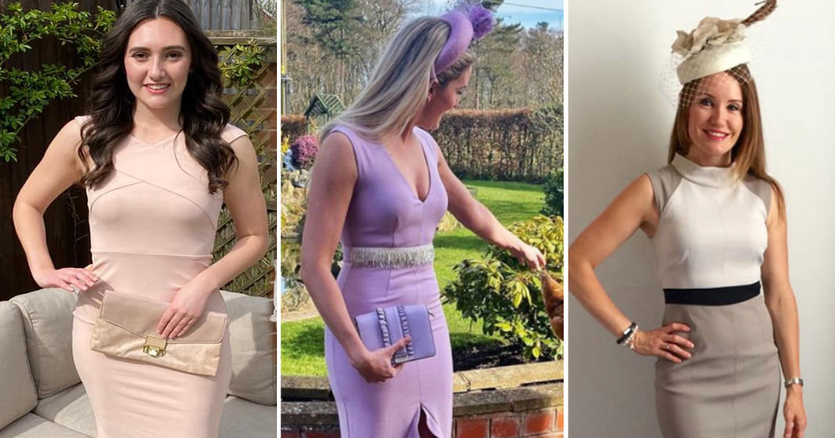 Women Dress Up Their Best At Home To Celebrate Ladies Day During Lockdown