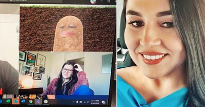 Boss Mistakenly Turns Herself Into Potato During Video Conference