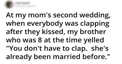 17 People Share Hilarious Wedding Disasters