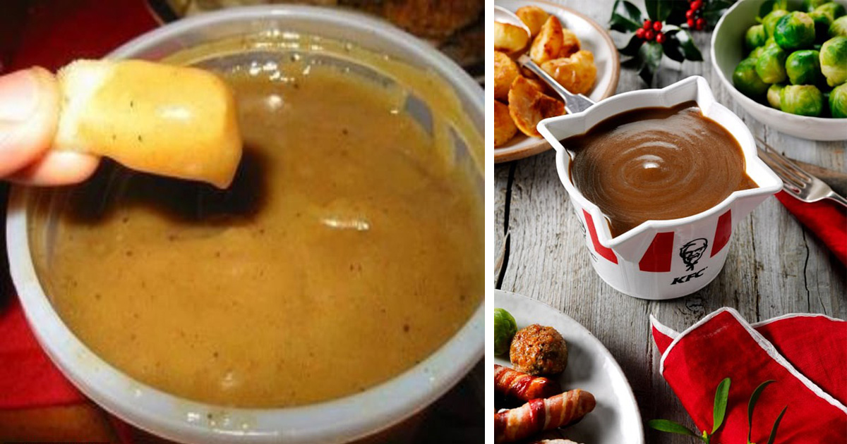 Mom Reveals How To Make KFC's Beloved Gravy With Easy Seven-Ingredient Recipe