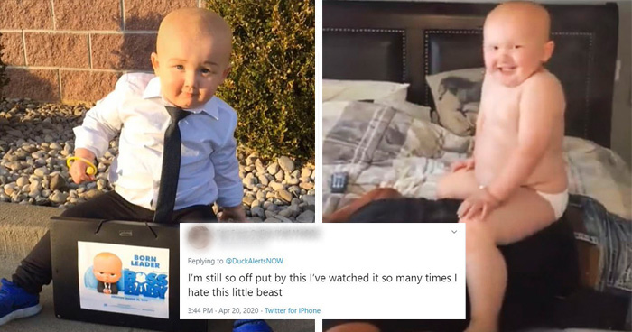 'Giant Baby' Who Went Viral On TikTok is Mocked On Social Media