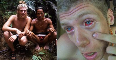Norwegian Engineer Quits Life In The West To Live With An Indonesian Tribe For Three Years