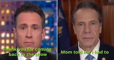 Cuomo Brothers Couldn't Stop Cracking Jokes On Each Other On Live And It's What We Live For