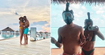 Newlyweds On Honeymoon Are Stuck At Luxury Maldives Resort Due To Airports Lockdown