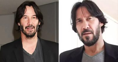 Keanu Reeves Doppelganger Says Resemblance Helps Him Flirt With Women