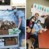 Miley Cyrus And Her Boyfriend Surprise Hospital Workers With Free Meals