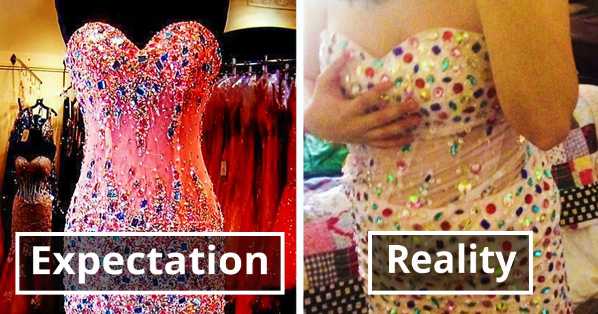37 People Who Encountered Most Hilarious Online Shopping Fails