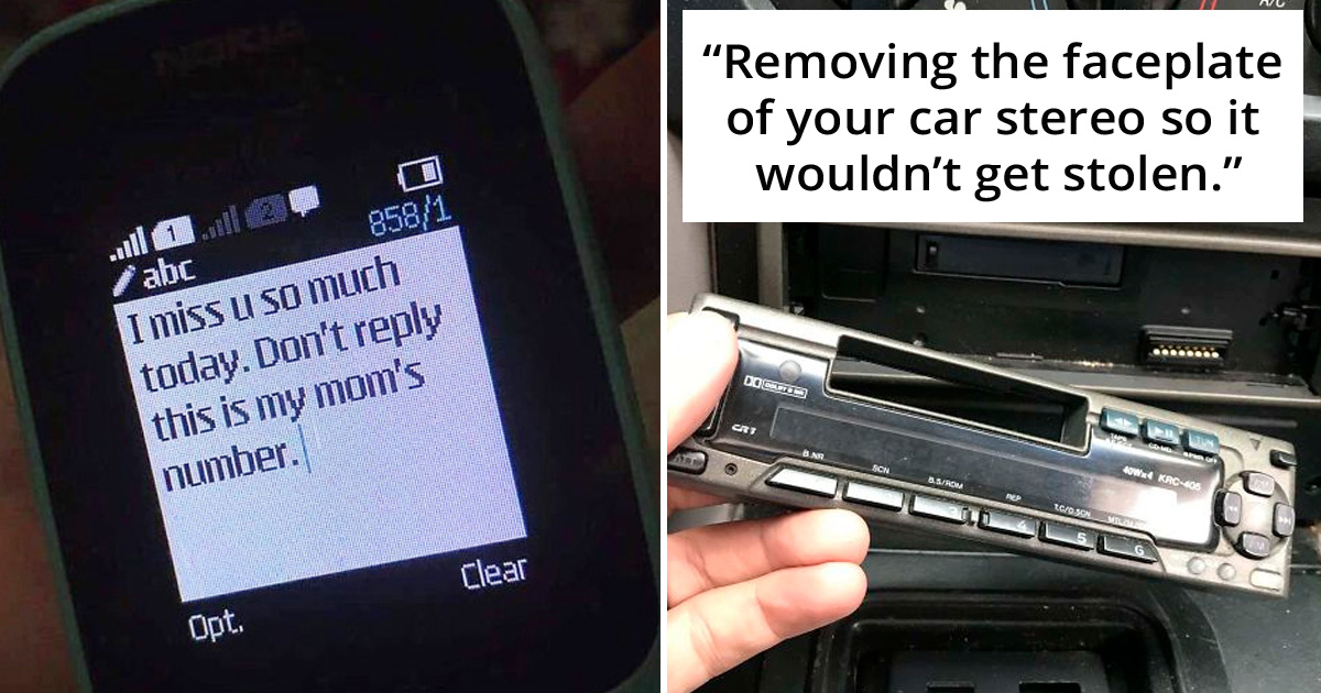 30 Outdated Problems Kids These Days Will Never Understand