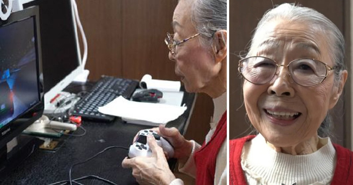 Japanese Grandma, 90, Dubbed The World's Oldest YouTube Gamer