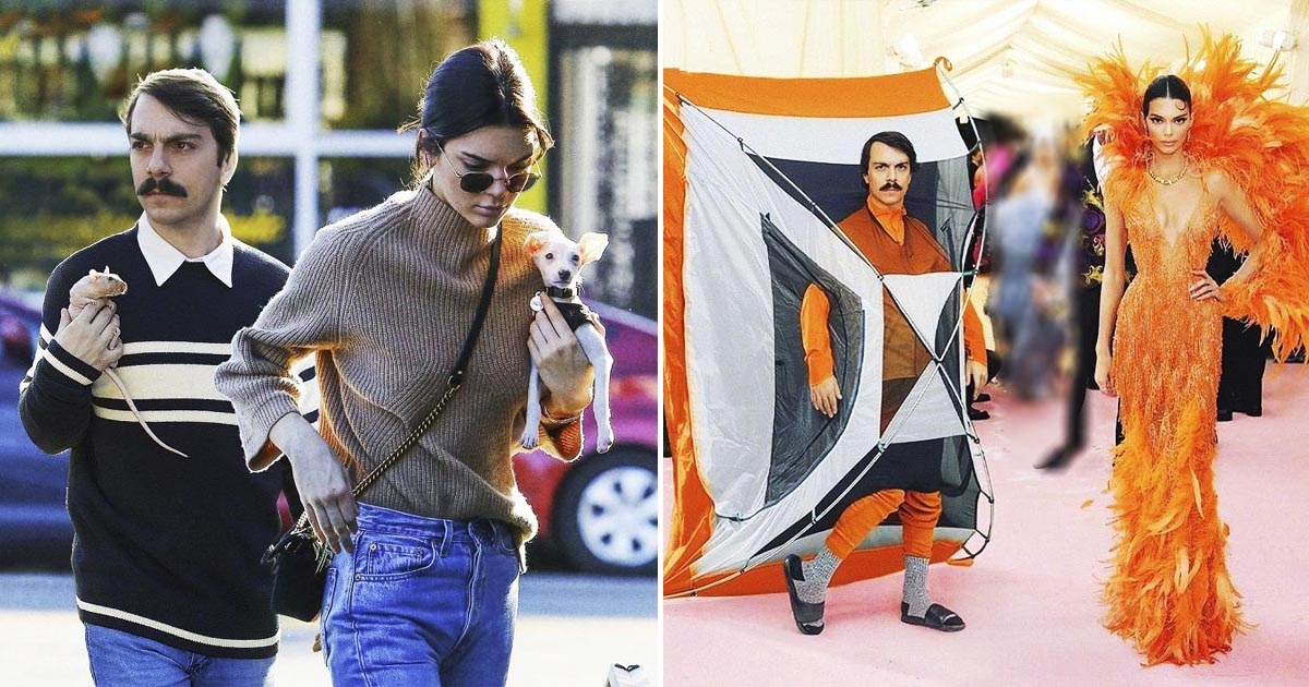 Guy Keeps Photoshopping Himself Into Kendall Jenner's Photos And It's Hilariously Perfect