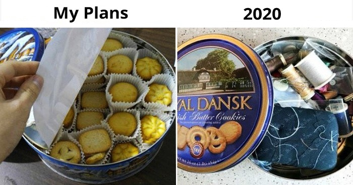 People Are Posting 'My Plans Vs. 2020' Memes And They're Hilariously Relatable