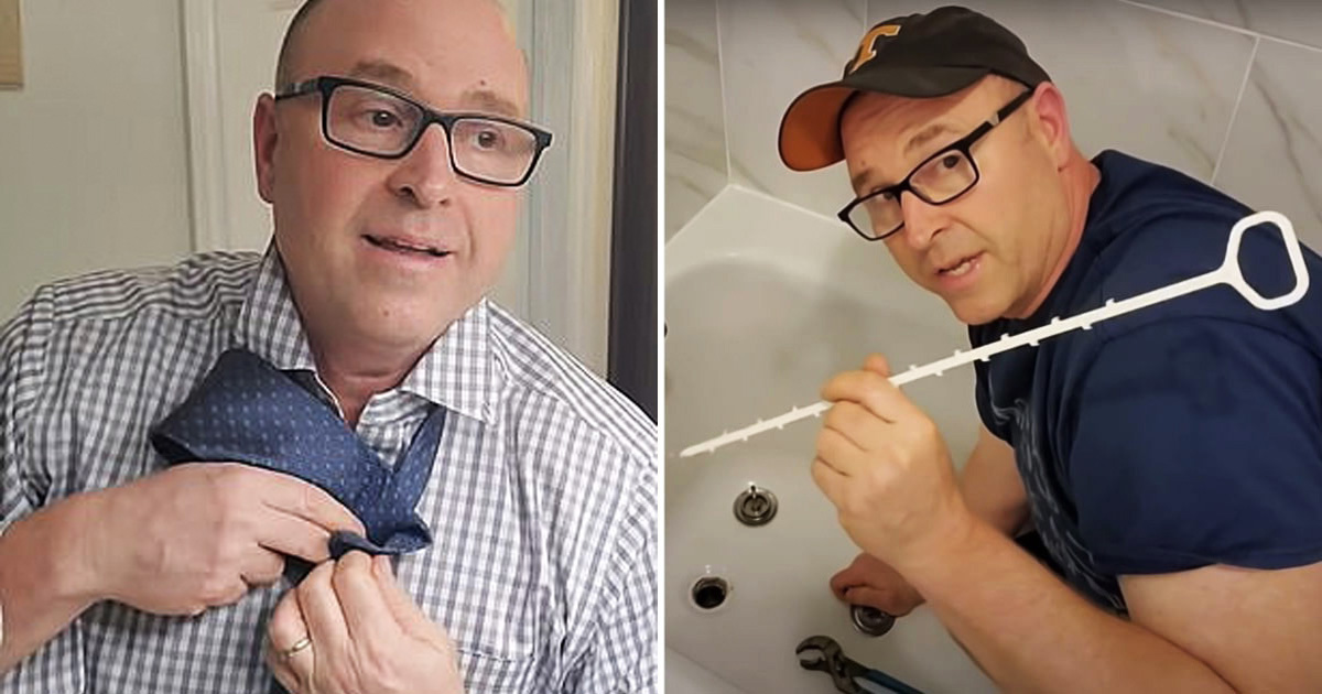 Man Who Grew Up Without Dad Teaches Kids Basic Household Tasks That Aren't Taught In School
