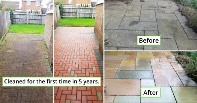 23 Power-Washing Pics That Will Satisfy Your Soul