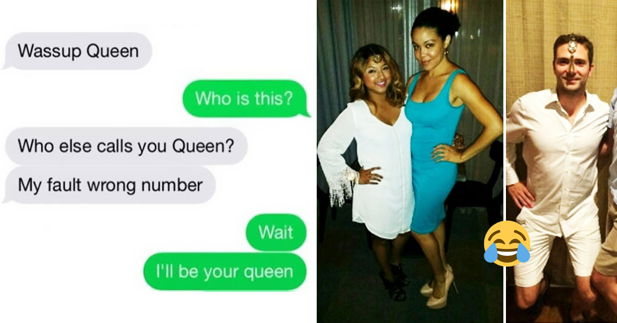 32 Epic Wrong Number Texts Exchange Ever