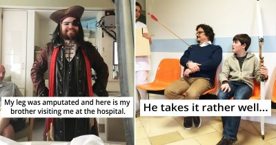 30 Hilarious Things Happened In The Hospital That Will Lift Your Spirits Up
