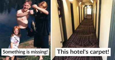23 Hilarious Pictures That Make You Question Your Eyesight All The Time