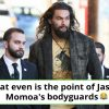 31 Hilarious Jason Momoa Memes That Remind Us He's A Badass Being