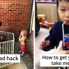 32 People Shared Clever Parenting Hacks That Will Leave You Amazed