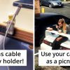 30 Amazing Repurposing Of Your Everyday Objects For Life Hacks