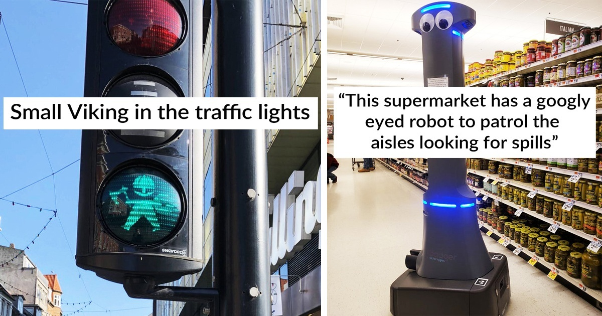 28 Genius Ideas That Should Really Be Implemented Everywhere Else