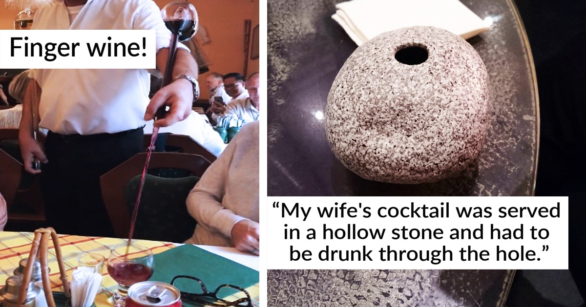 34 Times Restaurants Went Too Far With Food Serving And Their Ideas Are Hilariously Unique