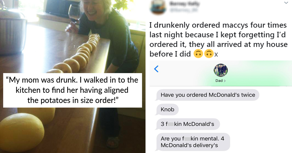25 Hilariously Drunk People Who Made It Famous On Internet For Going Blackout