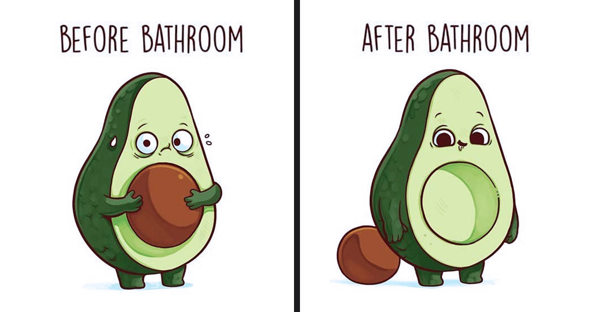 Artist's Clever Illustrations That Hilariously Sum Up Everyday Situations