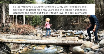 Dad Told Daughter, 9, That He Loves His Girlfriend More Than Her