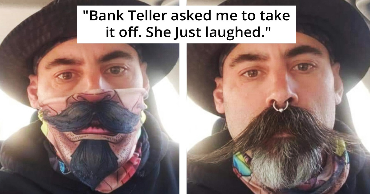 37 People Whose Great Sense Of Humor Made Everyone Laugh Out Loud
