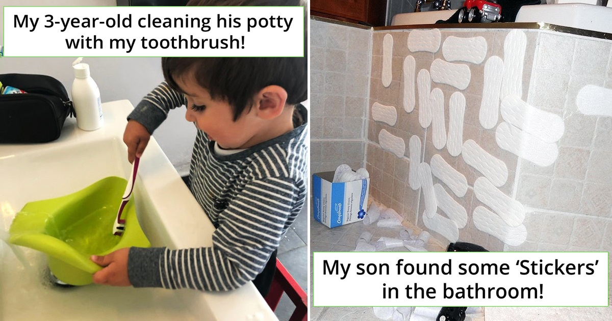 30 People Who Share How Fun It's Been To Be Stuck With The Kids