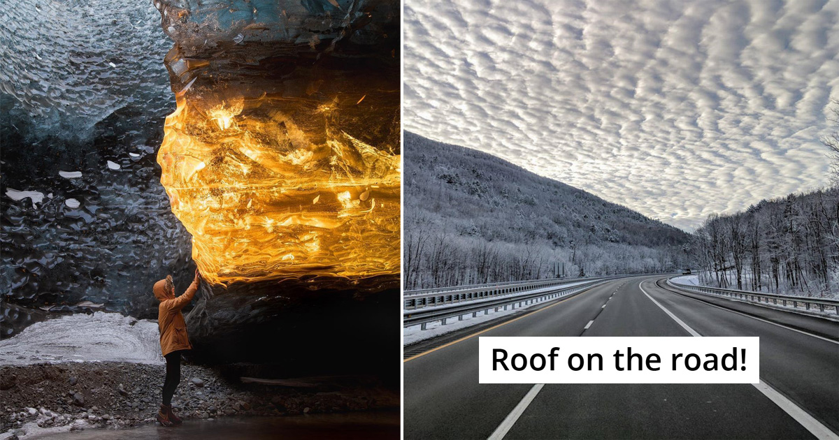 30 Captivating Pics That People Could Hardly Believe Were Not Edited At All