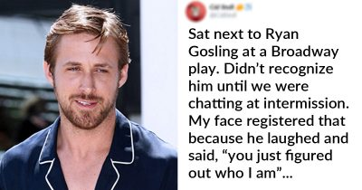 30 People Who Shared Their Most Freakish Encounter With Celebrities
