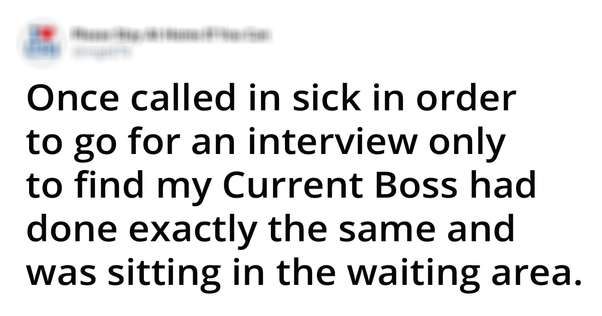 30 People Share Hilarious Job Interview Blunders They've Ever Had