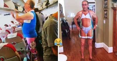 30 Hilarious 'Fashion Dads' That Are Honored For Their Style