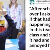 Dad Left Stunned By Teacher Reaction After Correcting Pronunciation Of Daughter's Name